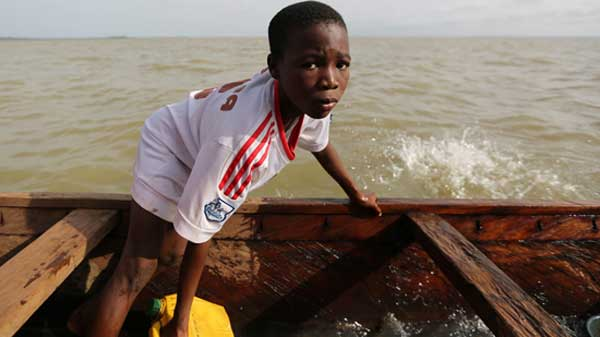 Troubled Waters: A CNN special on child slavery on Ghana's Volta Lake