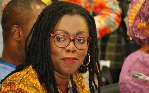 Ursula Owusu-Ekuful completes defense of Kelni GVG contract in Parliament with invocation