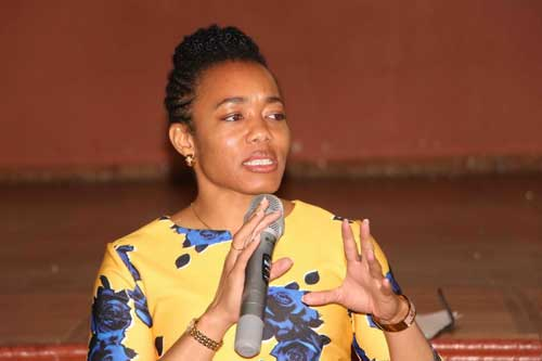 Keynote Speaker - Dr. Zanetor Rawlings, Member of Parliament for the Klottey Korle Constituency.