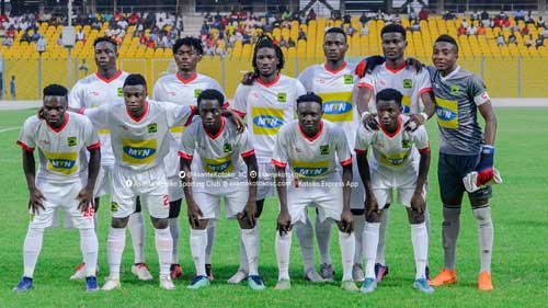 The Ghanaian club's continental journey has come to an end following a defeat away in Zambia on Sunday