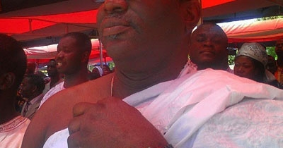 Incumbent Member of Parliament (MP), Mr Ebenezer Okletey Terlabi
