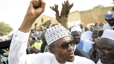 Buhari Closes in on Historic Victory in Nigerian Election