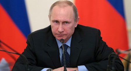 Putin orders start of Russian forces withdrawal from Syria