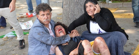 Turkey: Dozens killed, 126 injured as bombing rocks Ankara