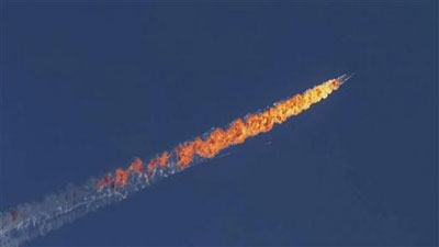 Turkey Shoots Down Russian Jet Fighter