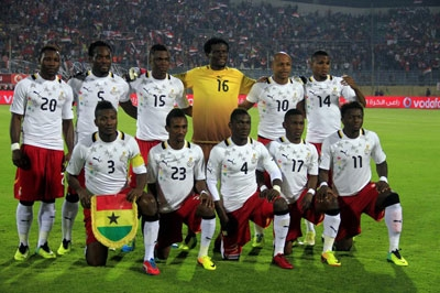2018 World Cup qualifier: Zimbabwean referees to officiate Black Stars versus Comoros match