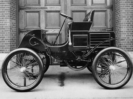Henry Ford's First Car