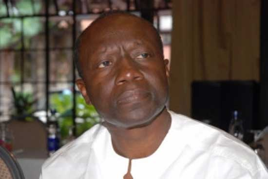 Minister of Finance, Mr. Ken Ofori-Atta