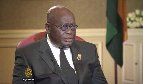 Full interview: President Akufo-Addo talks about Africa, political instability, homosexuality in Ghana, and more with Jane Dutton